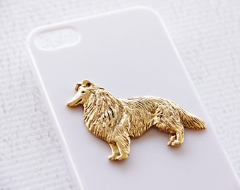 Border Collie Apple iPhone 5 5s Timeess White Hardshell Plastic Cell Cover iPhone 6 Case iPhone 6 Plus White Gold Cases iPhone 7 Case