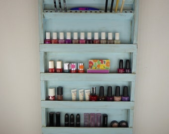 Nail polish rack | Etsy