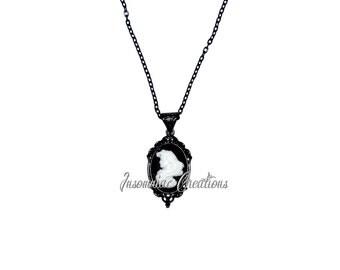 Ariel Cameo Necklace
