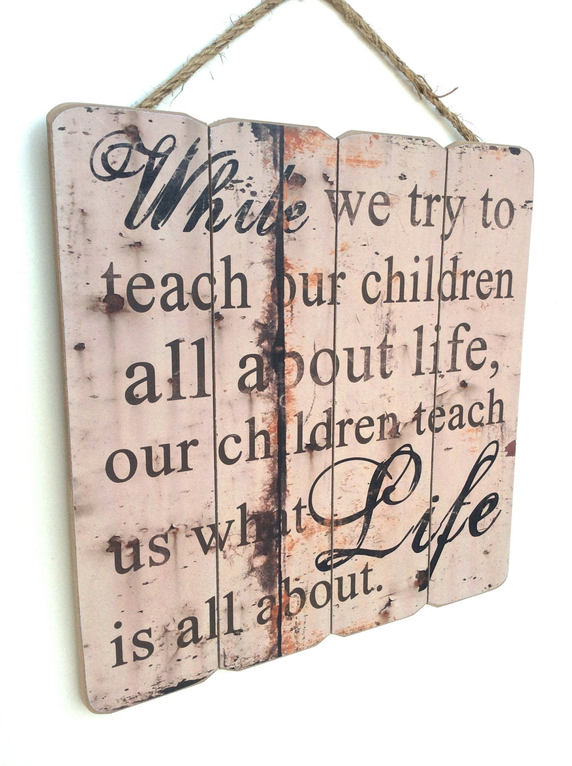 Inspirational Quotes On Wood: Inspirational Quote Inspirational Sign Wooden By Honeywoodhome