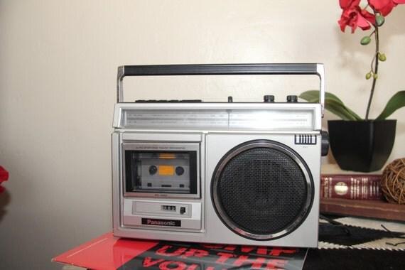 Radio 1970 1970s Cassette Radio