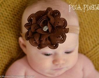 Infant Headband Baby Girl Headband Newborn Headband Simple Baby Headband Coming Home Headband Newborn Girl Take Home Outfit Infant Headband