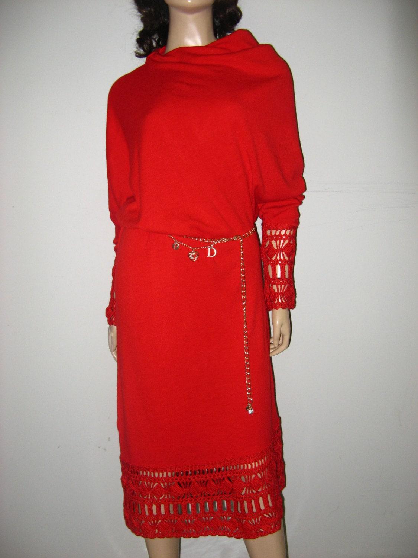 how to make woolen dress