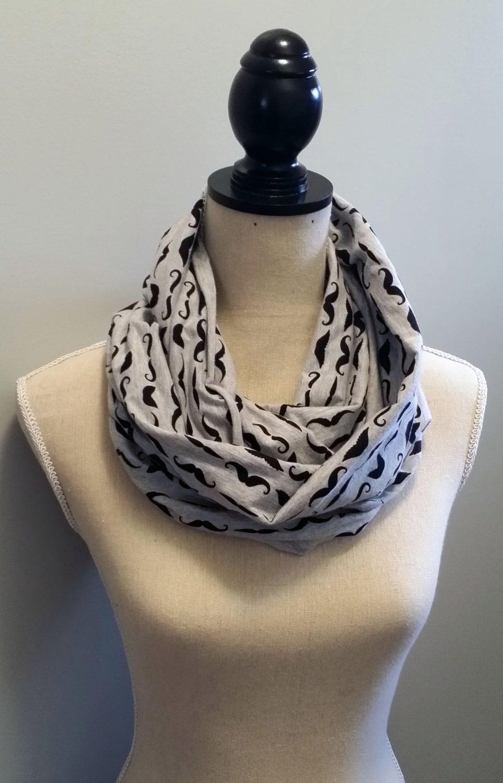 infinity scarf cotton jersey infinity scarf unisex infinity