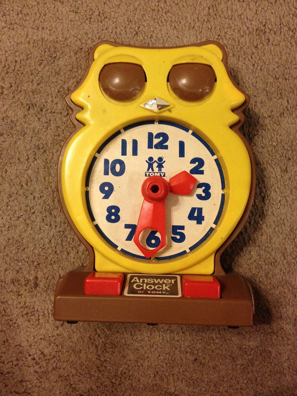 Learning Clock: Online clock for teaching kids to tell ...