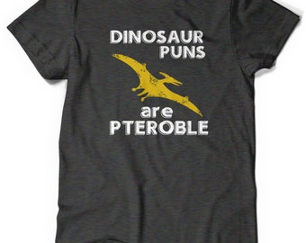 Funny Dinosaur T-shirt T Shirt Tee Mens Womens Ladies Funny Humor Gift Present Dino Science Lover retro style Nerd Punny Puns tREX T-REX