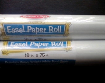 Melissa and Doug Easel Paper Roll