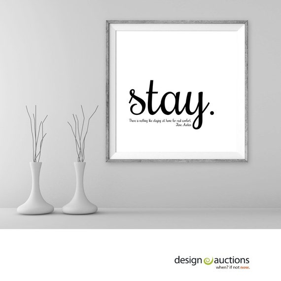 There Is Nothing Like Home Quotes: Stay. There Is Nothing Like Staying At By DesignAuctionsNow