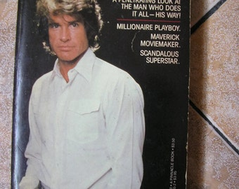 Warren Beatty His Life, His Loves, His Work book biography suzanne munshower