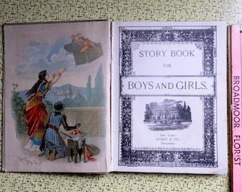 Vintage Story Book