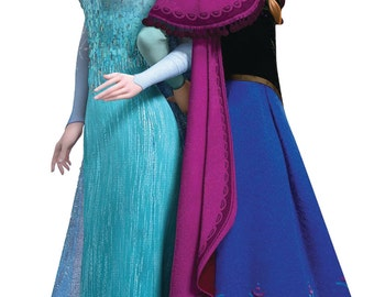 Frozen Character Wall Decals Removable