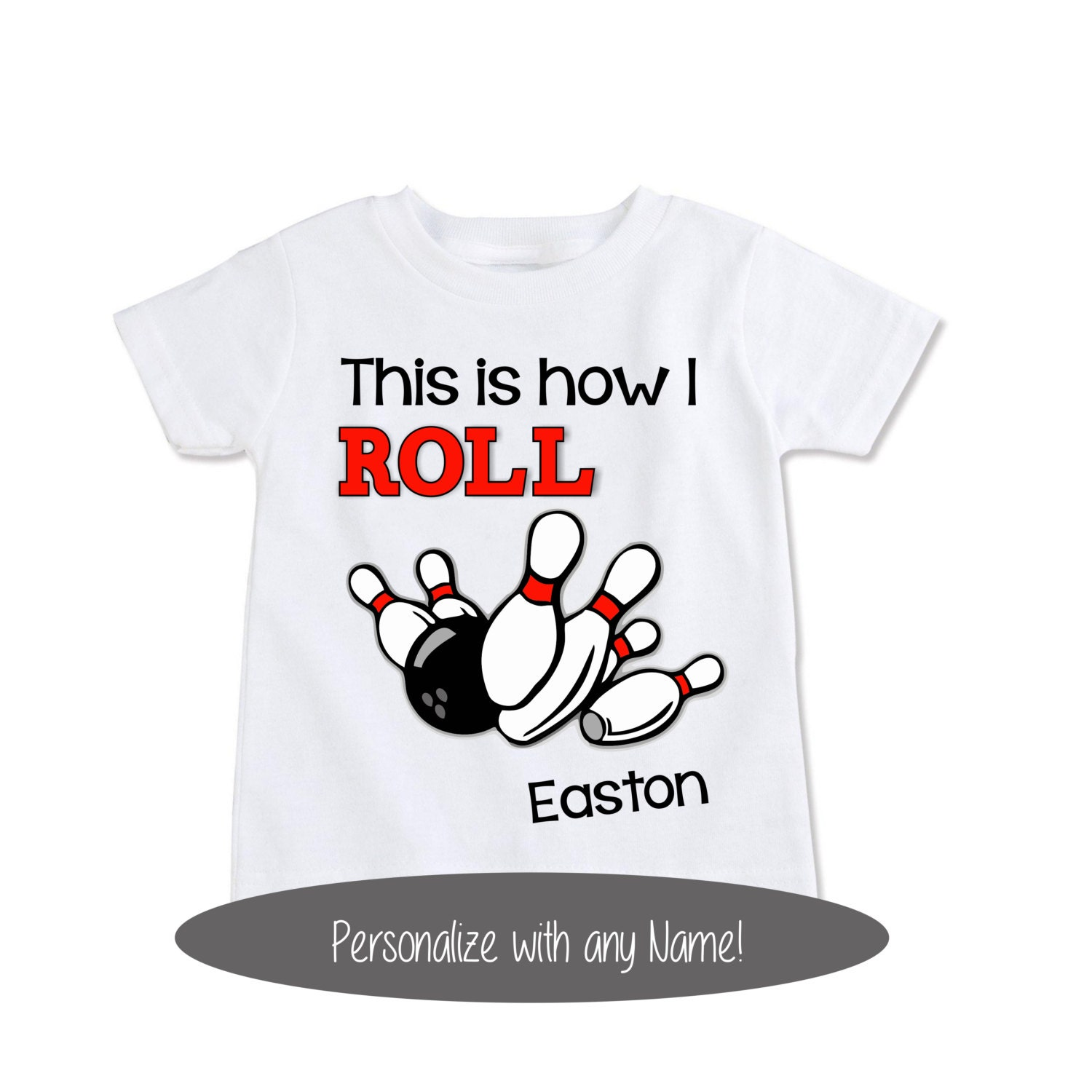 Personalised Birthday Party T Shirts