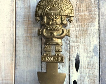 Brass Cusco Peru Decor, Machu Picchu Art, Cuzco Peru Art, Peruvian Art, Inca Art, Tribal Aztec Designs