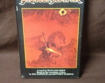 Dragonslayer Novel (1981, Movie, Hardcover)