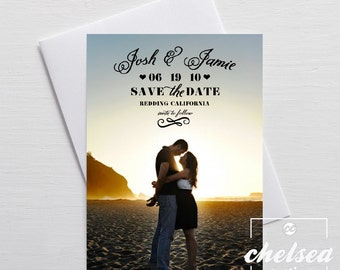 Simple & Sweet Save The Date