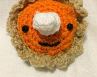 Scented Pumpkin Pie Decoration