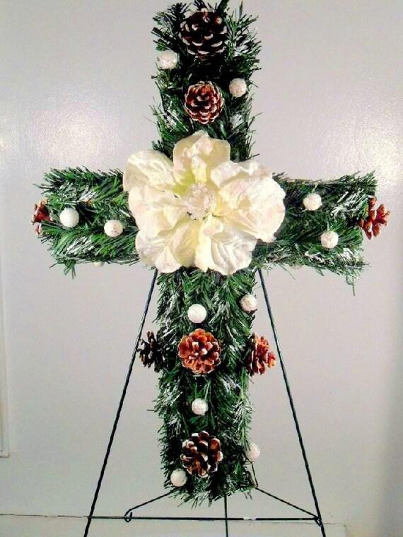 Christmas Silk Flowers