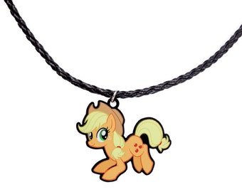 Applejack - My Little Pony Necklace