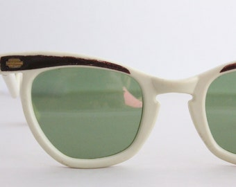 Vintage 50's Cat Eye Sunglasses