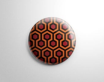 Horror Movie - The Shining Carpet Button / Keychain