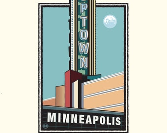 Landmark MN | Uptown Theater by Mark Herman
