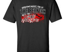 Everyone makes fun of the Redneck until the Zombies Apocalypse T-Shirt Walking Walkers Shirt tee Shirt Mens Ladies Womens Youth Kids ML-558