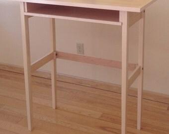 The Standing Scholar's Desk
