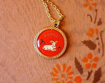 Ukrainian Aries Necklace