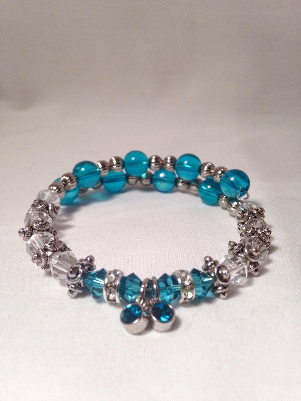 december birthstone bracelet birthstone jewelry anniversary