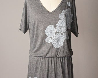 women's tunics, tunic dress, women tunic tops, gray tunic