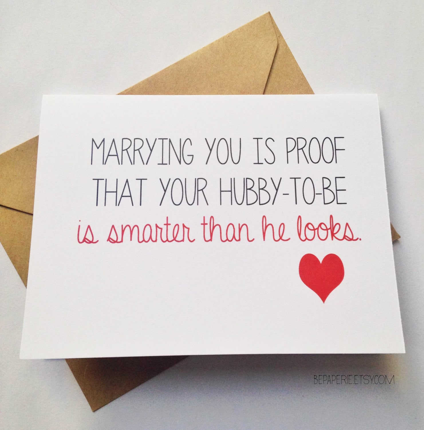 Funny Wedding Congratulations Card Engagement