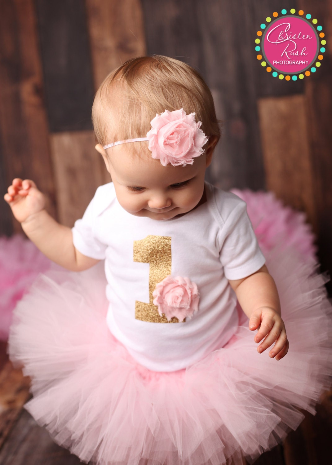 First Birthday Outfit Girl Girl 1st Bday Outfit First Bday
