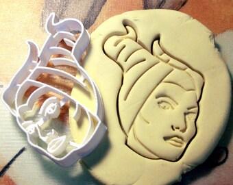 Maleficent Sleeping Beauty Cookie Cutter