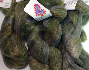Claudia Hand Painted Yarns (Kid Mohair-Brushed)