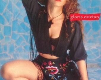 Gloria Estefan Rare Poster