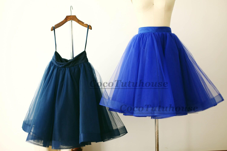 navy blue tulle skirt hair tulle skirt tulle