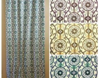 Magnolia Oh Suzanni Designer Drapes (SOLD IN PAIRS)