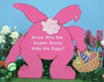 Humorous Easter Card   *****SKU VMHM1004