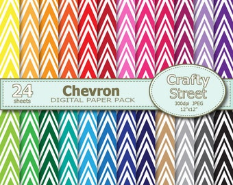 chevron digital paper,chevron,chevron digital,chevron paper,instant download,digital paper pack,chevron background,scrapbook paper,digital