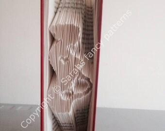 Pregnant Lady - Book folding PATTERN