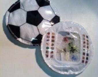 Soccer Ball I Spy Bag