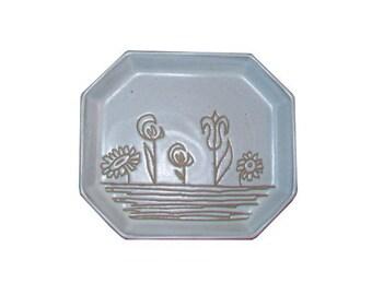 Martz Ceramic Dish, Mid Century Marshall Studios Pottery