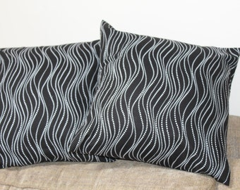 bed throw pillows etsy