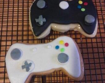 X Box -video Game Control Cookies (12pcs)