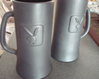 Set of two Playboy Mugs