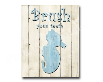 Kids bathroom decor kids bathroom art children bathroom manners kids bathroom rules boy wood wall decor kids bathroom artwork blue wood