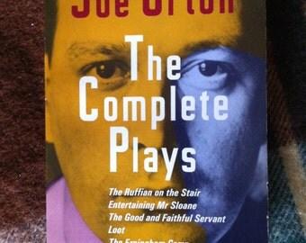 JOE ORTEN The Complete Plays