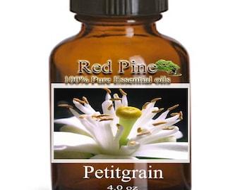 Petitgrain Essential Oil - Citrus aurantium - 100% Pure Therapeutic Grade