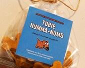 Peanut Butter and Pumpkin Customized Doggie Snacks - GLUTEN FREE