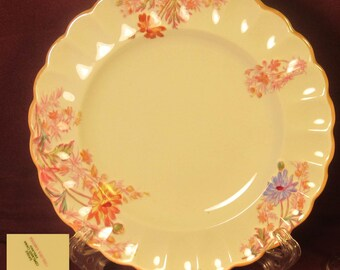 Spode CHELSEA GARDENS Bone China Bread Plate